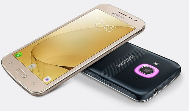 Samsung Galaxy J2 (2016) Launched in India at a Price of Rs. 9,750