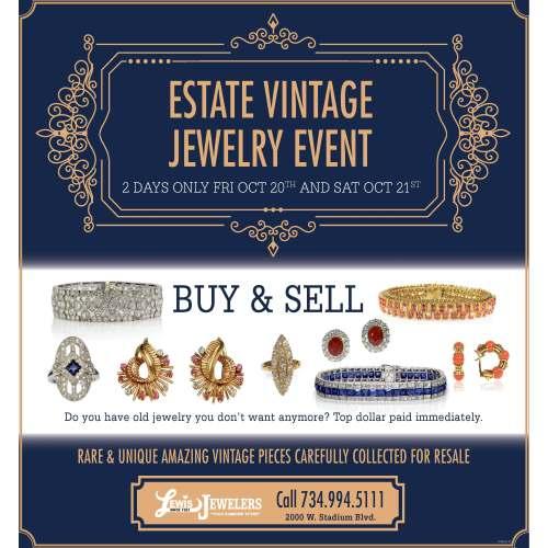 Medium Crop Of Estate Jewelry For Sale