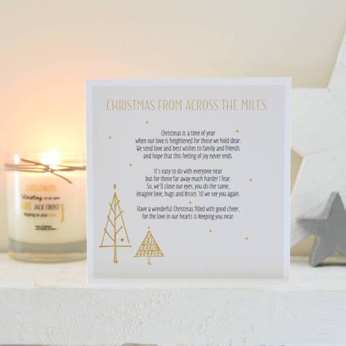 Medium Of Christmas Verses For Cards