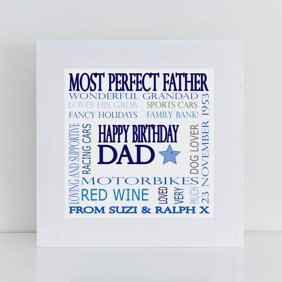 Rummy Personalised Dad Birthday Card Personalised Dad Birthday Card By Lisa Marie Designs Dad Birthday Card From Toddler Dad Birthday Cards Ny cards Dad Birthday Card