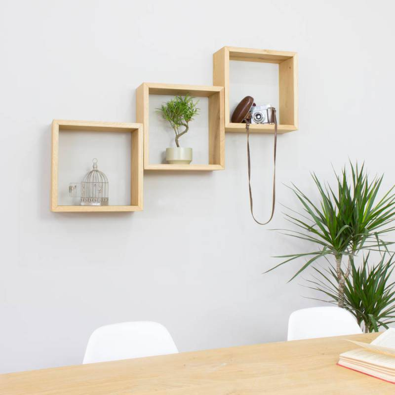 Large Of Wall Square Shelf