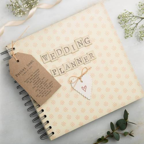Medium Crop Of Wedding Planner Book