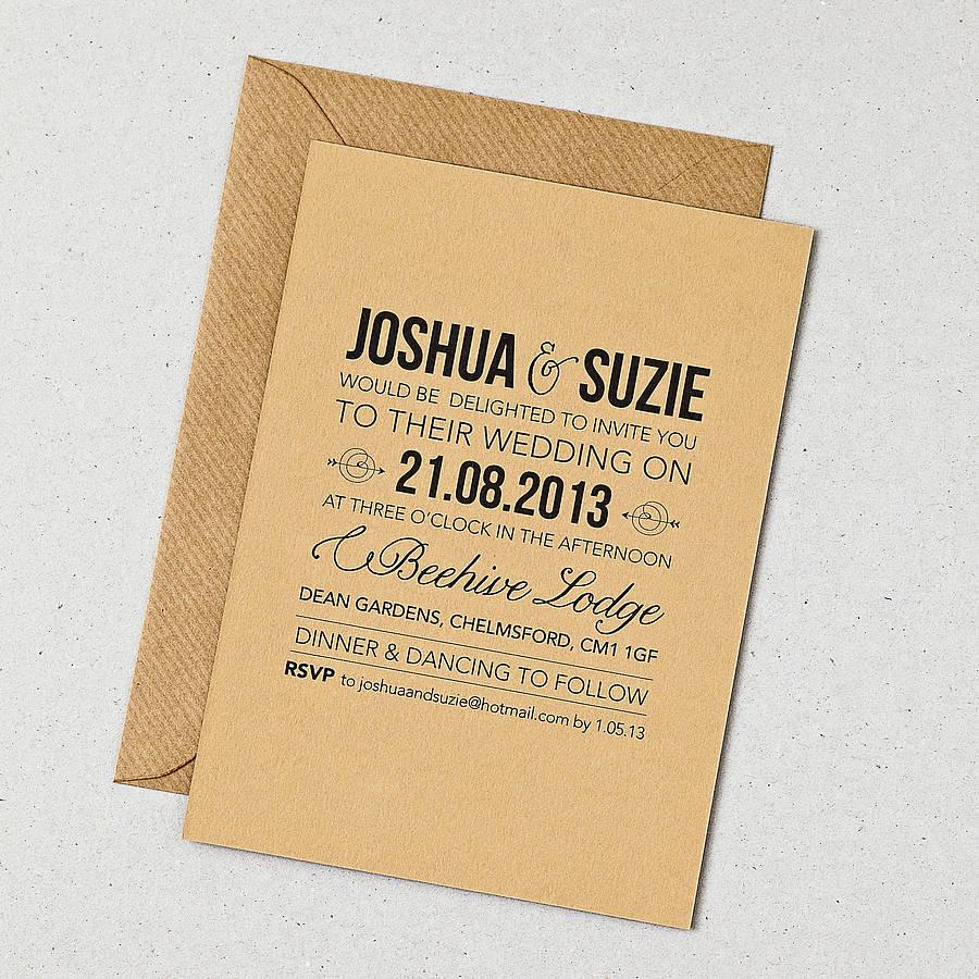 invitations photo wedding invitations