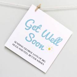 Small Of Get Well Card