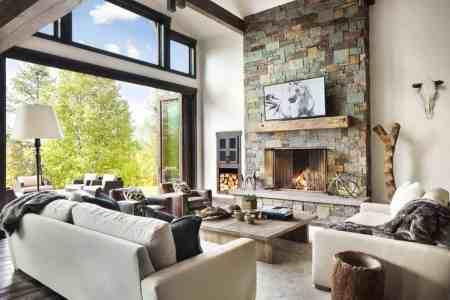 rustic modern dwelling sage interior design 01 1 kindesign