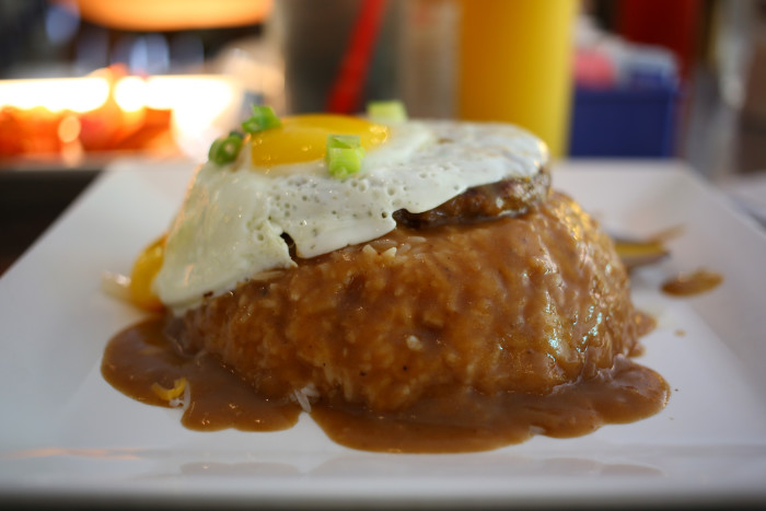 6) Many people from Hawaii will rave about the deliciousness that is spam musubi, Portuguese sausage, and the loco moco.