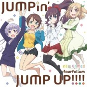 New Game! S2 ED Single - JUMPin' JUMP UP!!!