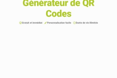 generateur code design gratuit 85486307
