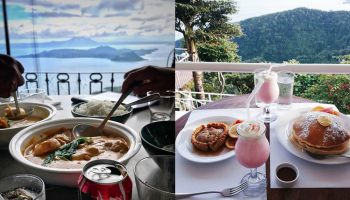 Top 10 Most Loved Restaurants In Tagaytay For January 2017