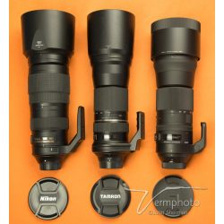 Small Crop Of Tamron Lenses For Nikon