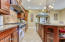 Beautiful upgraded cabinetry with lots of detail and crown molding
