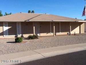 15263 N ROSEWOOD Drive N, Sun City, AZ 85351