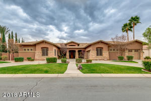 369 E CANYON CREEK Drive, Gilbert, AZ 85295
