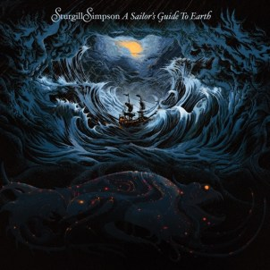 """Sturgill Simpson """"A Sailor's Guide To Earth"""""""