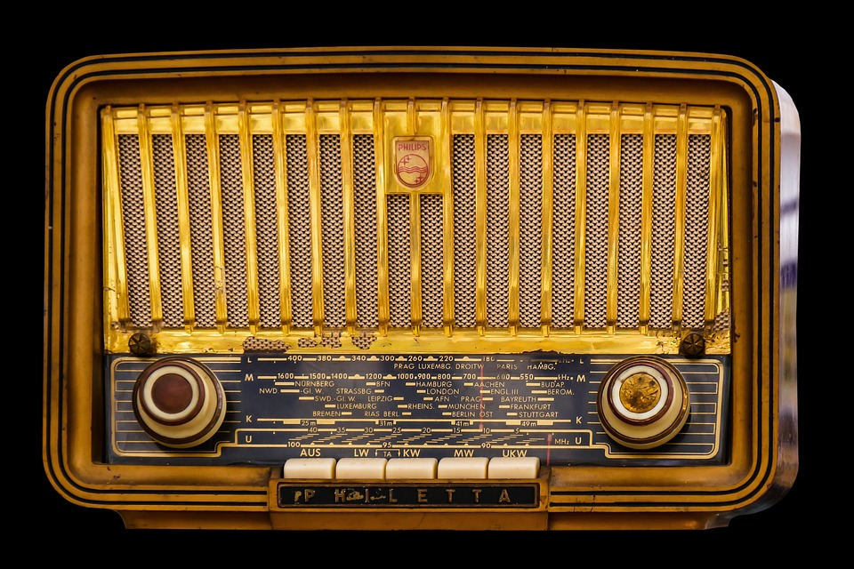 Radio Old Tube      Free photo on Pixabay radio old tube radio nostalgia speakers retro