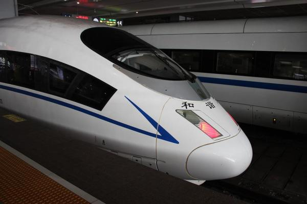 Reach Shanghai City Center in less than 25 minutes with Maglev Train. Source: Pixabay
