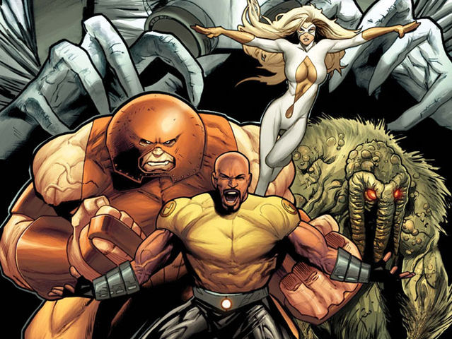 How Much Do You Know About Marvel s Luke Cage    Playbuzz After the Siege of Asgard  Steve Rogers makes Luke the leader of what team