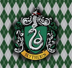 Small Of Slytherin House Crest