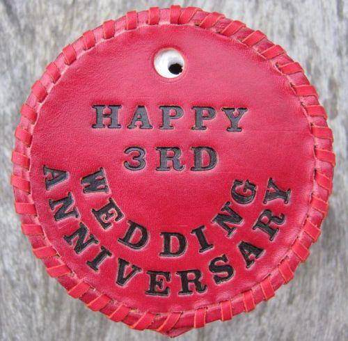 Medium Of 3rd Wedding Anniversary