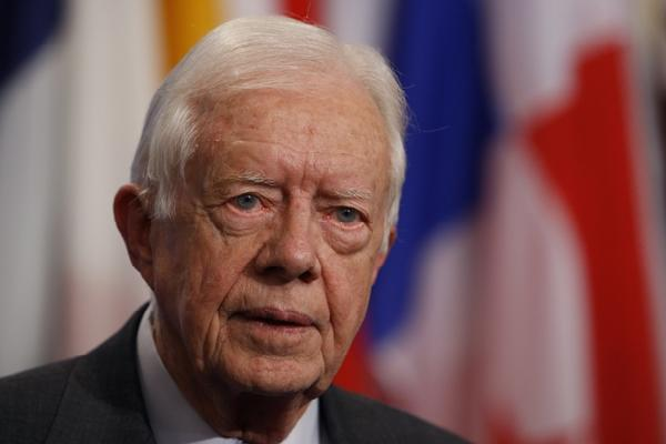 jimmy carter Jimmy Carter On Americas Lack Of Functioning Democracy