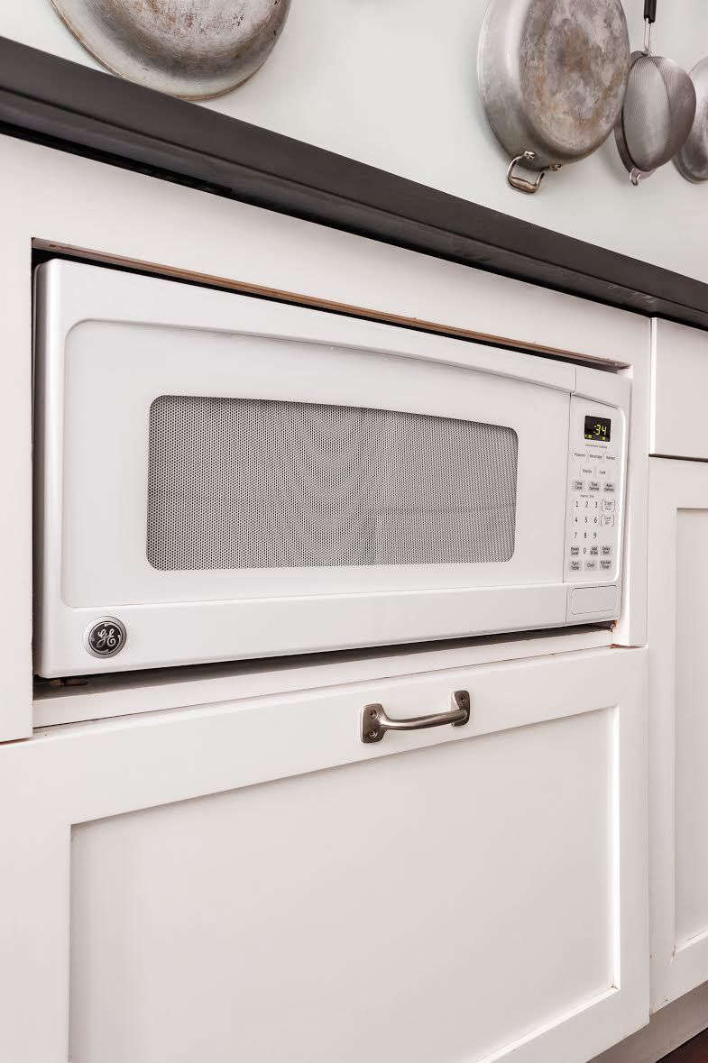 Large Of Under Counter Microwave