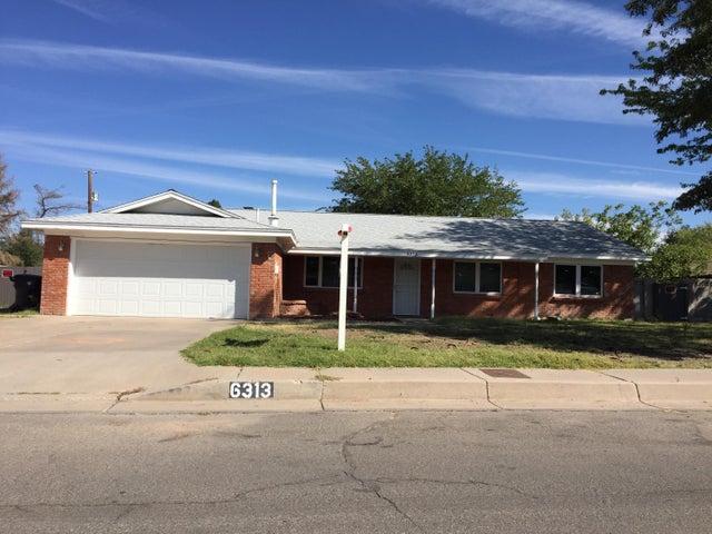 6313 Mitchell Avenue SE, Albuquerque, NM 87108