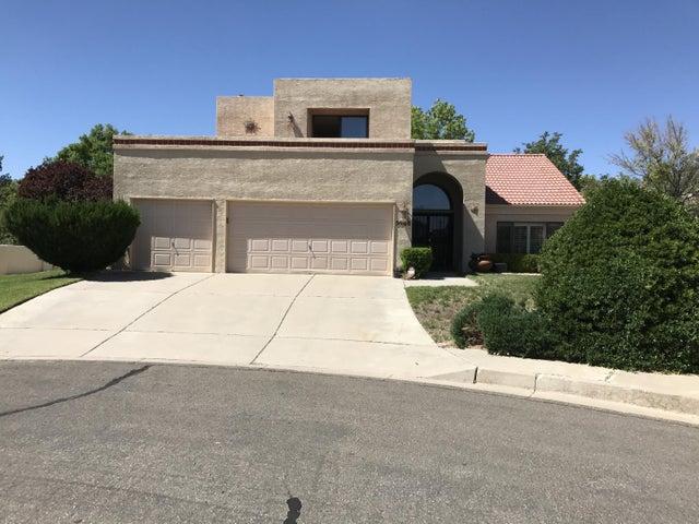 5908 Canyon Pointe Court NE, Albuquerque, NM 87111