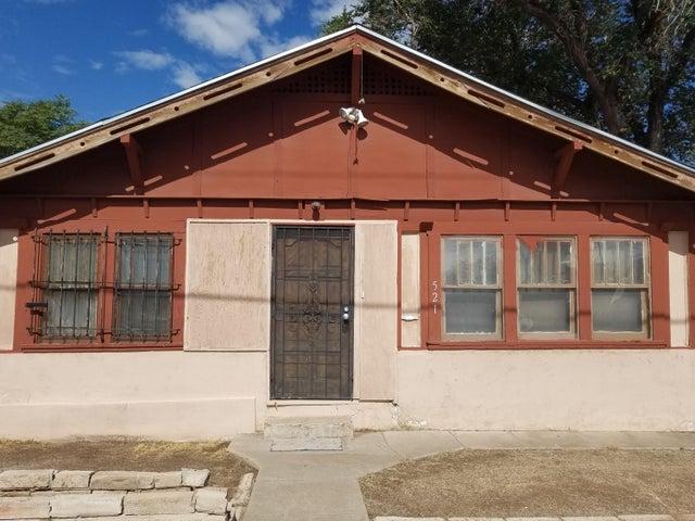 521 8Th Street SW, Albuquerque, NM 87102