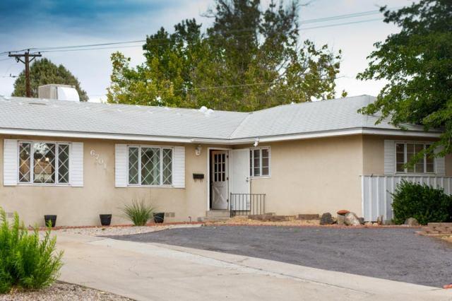 6701 Natalie Avenue NE, Albuquerque, NM 87110
