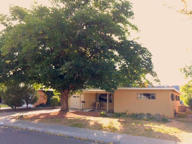 1209 Alcazar Street NE, Albuquerque, NM 87110