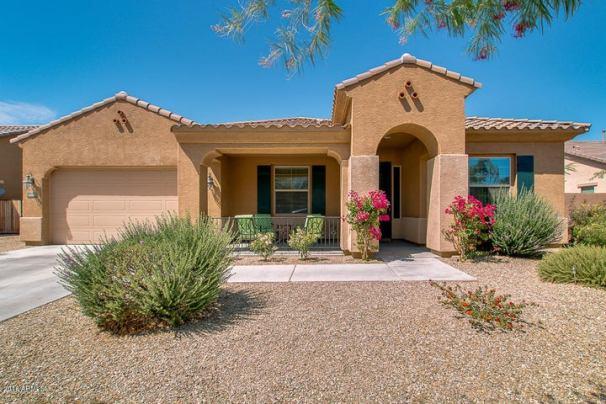 16602 W MESQUITE Drive, Goodyear, AZ 85338