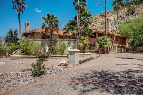 5460 E DESERT JEWEL Drive, Paradise Valley, AZ 85253