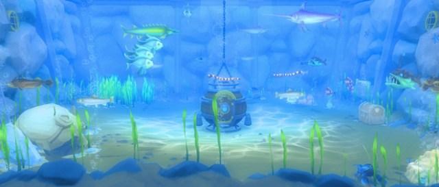 Aquarium ? Player Owned House Update   News   RuneScape