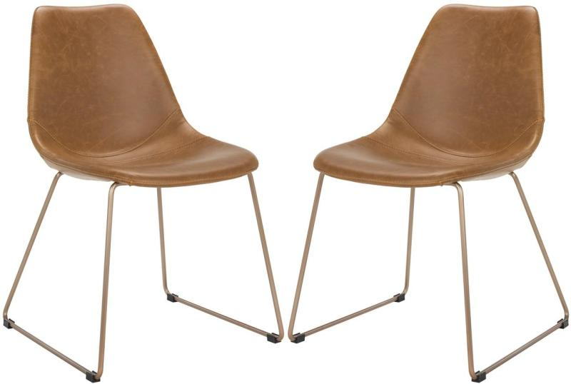 Large Of Leather Dining Chairs