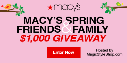 Savings.com Giveaway: $1,000 In Macy's Gift Cards | TotallyTarget.com