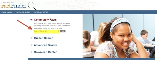 American Fact Finder1