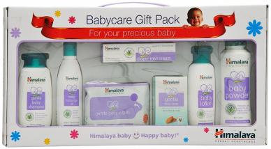 Himalaya Baby Products