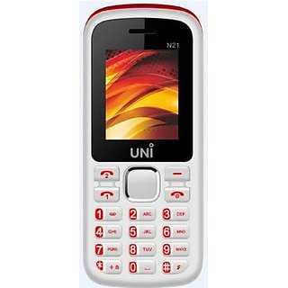 UNI N21 Multimedia Mobile Phone with 1 Year manufacturing Warranty
