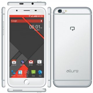 "Reach Allure [5.5"" HD Screen, 10MP + 5MP Camera, Android Lollipop, QuadCore, Free Flip Cover]"