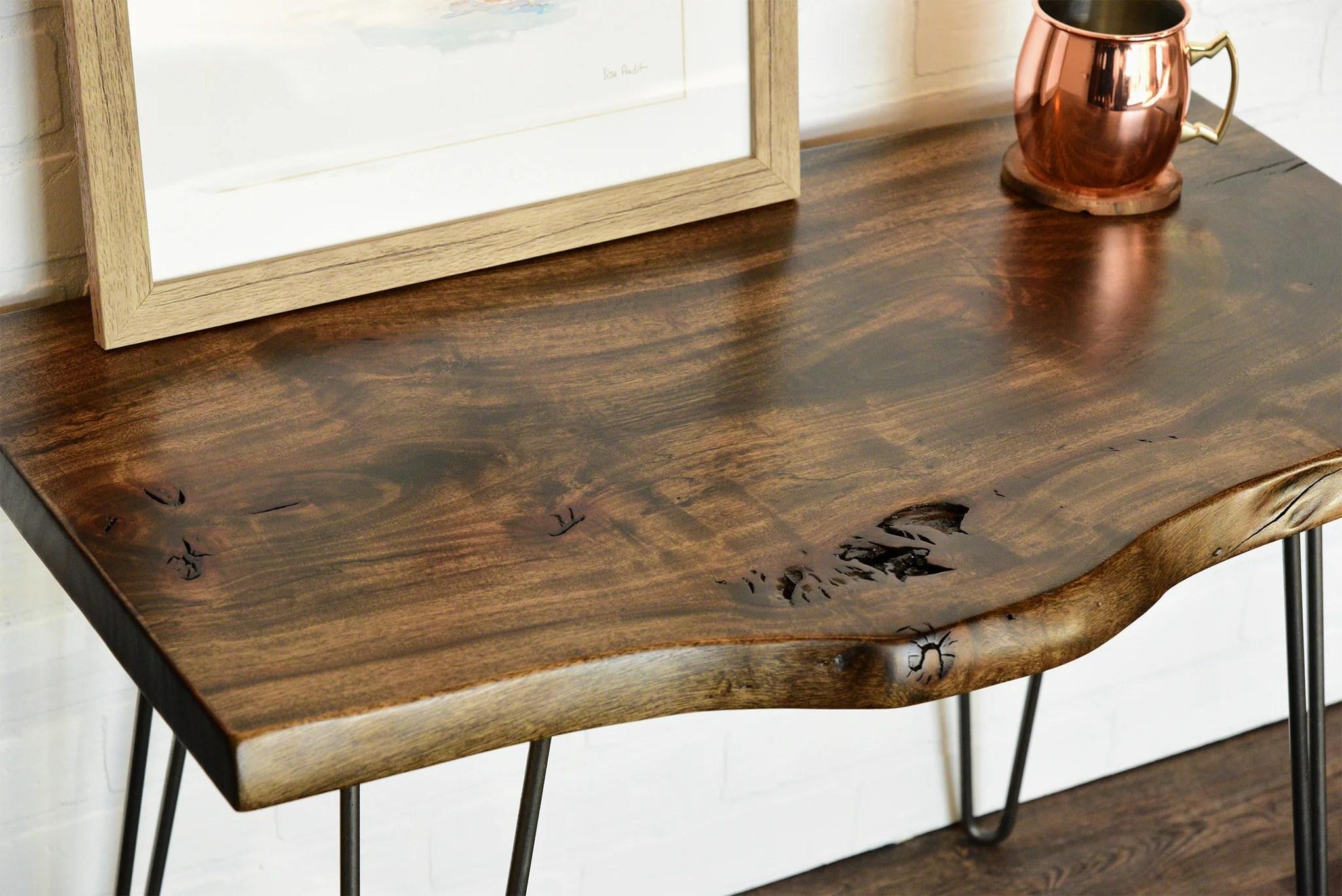 Excellent Live Edge Slab Rustic End Table Live Edge Slab Rustic End Table Woodwaves Rustic End Tables Amazon Rustic End Tables Pinterest houzz-03 Rustic End Tables