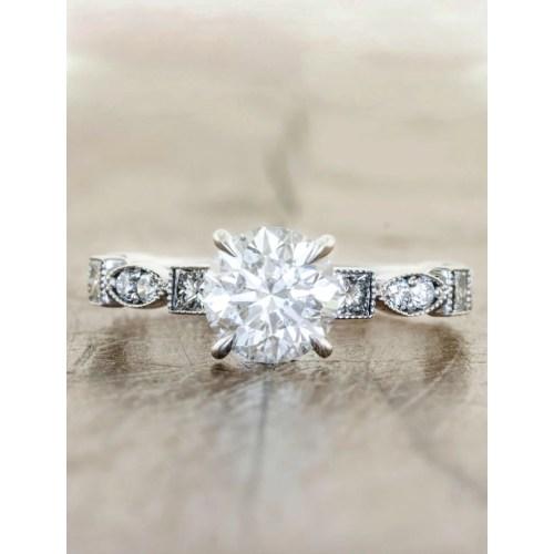 Medium Crop Of Custom Ring Design
