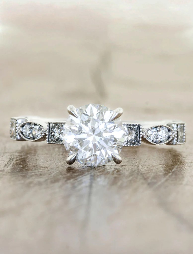 Large Of Custom Ring Design