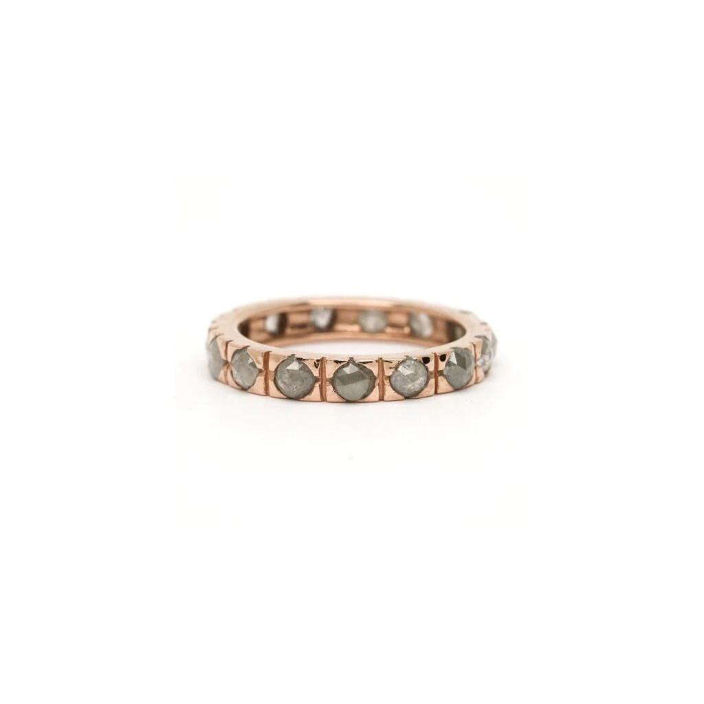 rings wedding ring spacer Spacer Stacking Ring Diamond