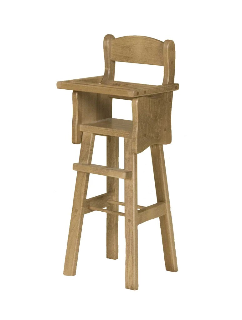 Fullsize Of Wooden High Chair