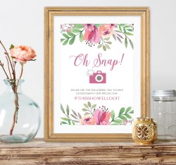 Smothery Printable Wedding Hashtag Sign Oh Printable Wedding Hashtag Sign Nella Designs Wedding Hashtag Sign Template Oh Snap Wedding Hashtag Sign