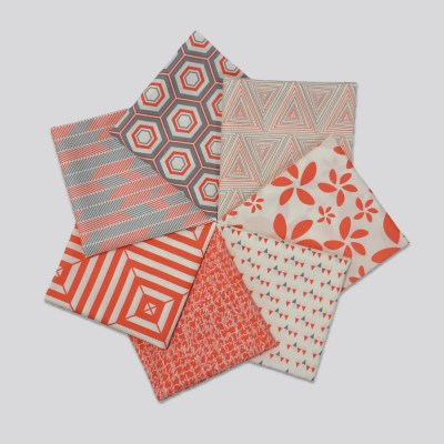 Minimalista – Watermelon Fat Quarter Bundle