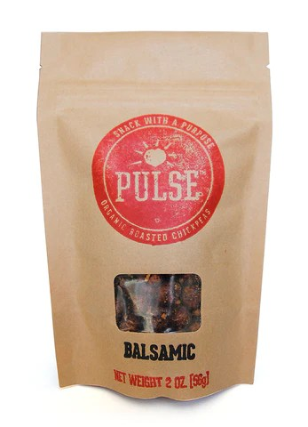 Balsamic Chickpeas from Pulse | Fantabulously Coveted