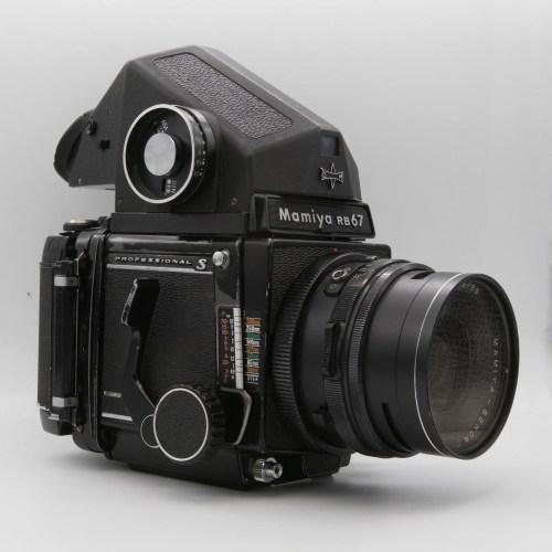 Medium Of Medium Format Digital Camera