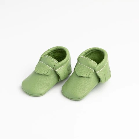 Sprout - Limited Edition Moccasins