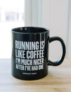 Swish Running Is Like Coffee Mug 20 Oz Coffee Mug Sets 20 Oz Coffee Mugs Wholesale